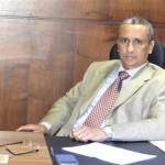 رفعت مكي نادر رئيس مجلس إدارة قناة النادر النوبية