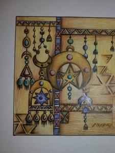 خبيرة مصممة الديكور، أميرة عطية