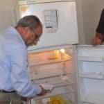 محافظ أسوان يفاجئ بعض الوحدات الصحية بمركز نصر النوبة
