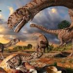 الديناصورات تهدد وجود النوبه