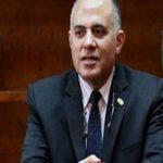"""الدكتور """"محمد عبد العاطي"""" وزير الموارد المائية والري"""