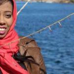 سهام عثمان أول شابة تترشح لمنصب رئيس الإتحاد النوبي