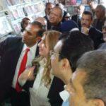 جانب من معرض كتاب جامعة أسوان