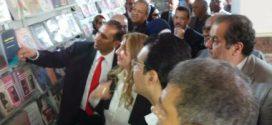 وكيل وزارة الثقافة: تخفيض أسعار معرض كتاب جامعة أسوان 30%