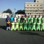 فريق النوبي لكرة القدم تحت 20 سنة،