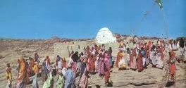 اغنية من التراث النوبي من اطفال وأشبال الجنينة والشباك احتفالا بالسبوع