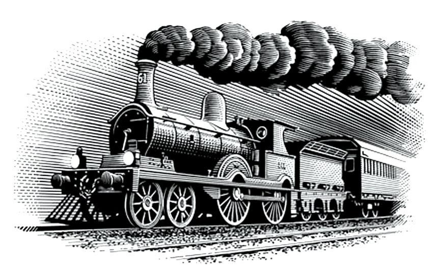 القطار